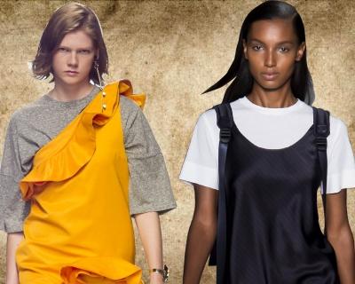 Выбор Marie Claire: комбинации поверх топов и рубашек-430x480