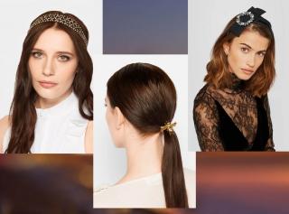 Как носить украшения для волос