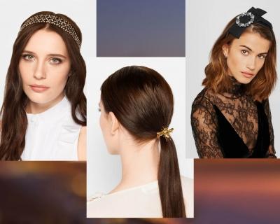 Как носить украшения для волос-430x480