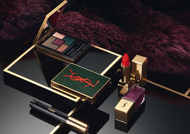 YSL представил осеннюю коллекцию макияжа