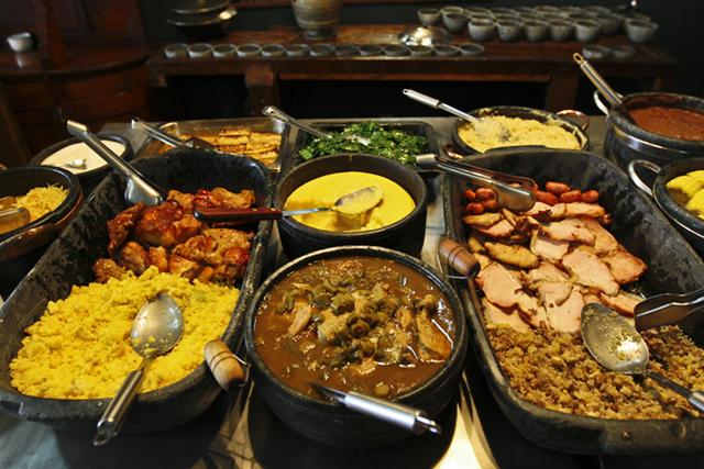 Бразильская кухня