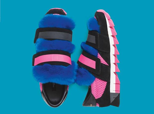 Вещь дня: кроссовки Dolce & Gabbana-320x180
