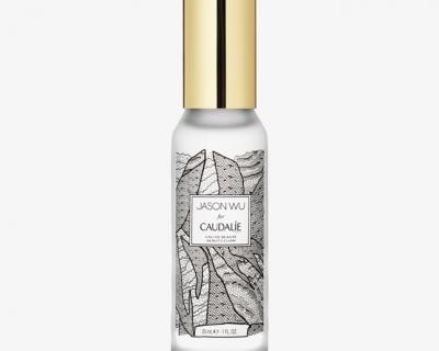 Джейсон Ву создал дизайн флакона культовой воды Caudalie-430x480