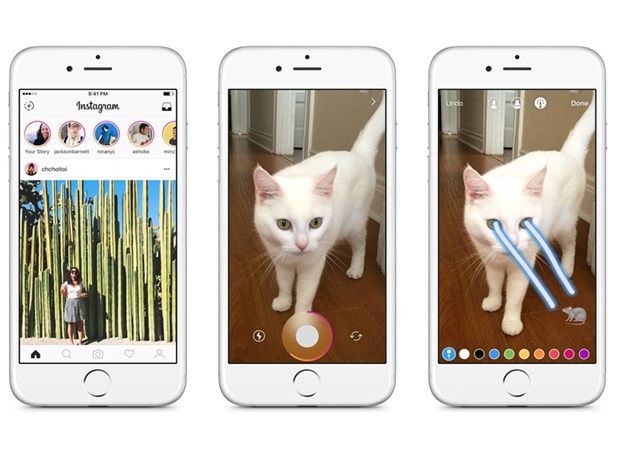 Instagram Stories: новая функция-аналог Snapchat-320x180