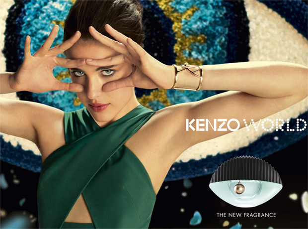 Разрыв шаблона: реклама нового аромата Kenzo-320x180