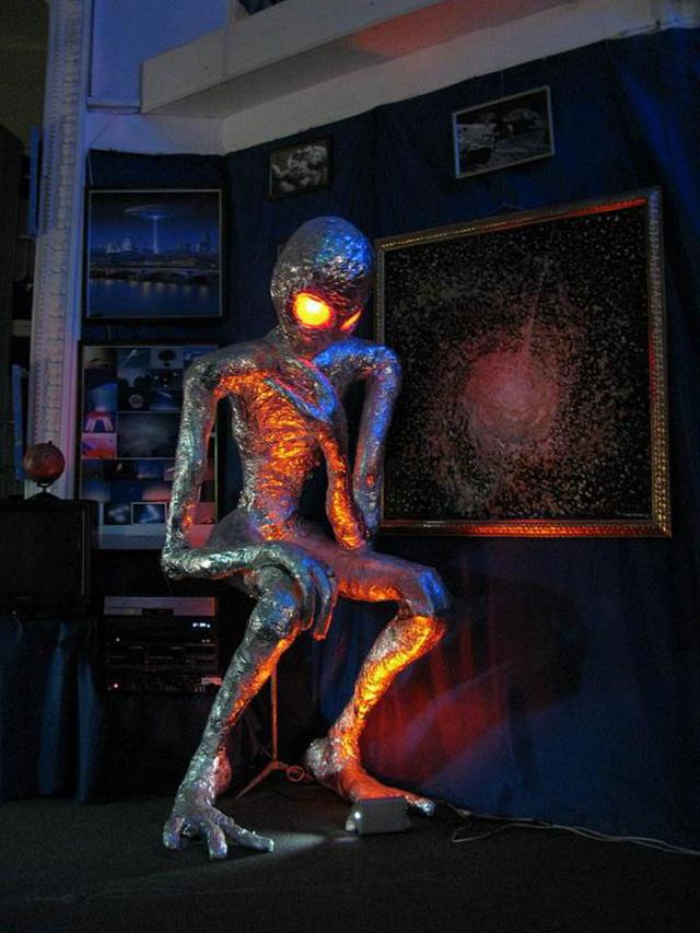 Музей космонавтики и уфологии «Космос»