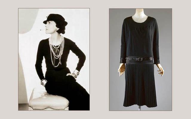Маленькое черное платье Chanel -