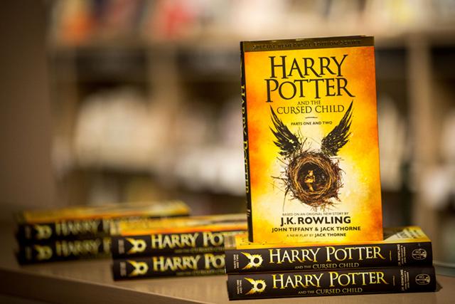 Пьеса «Гарри Поттер и проклятое дитя»