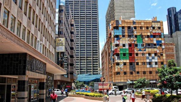 ЮАР, Йоханнесбург - отдых в Африке