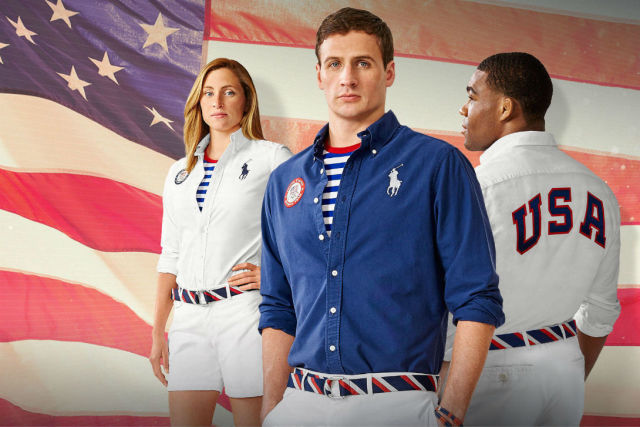Олимпийская форма США
