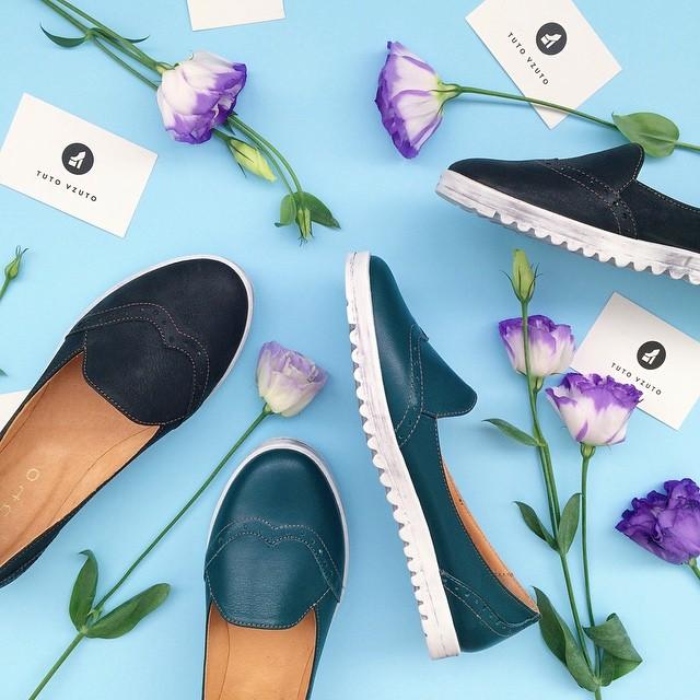 украинская обувь tuto