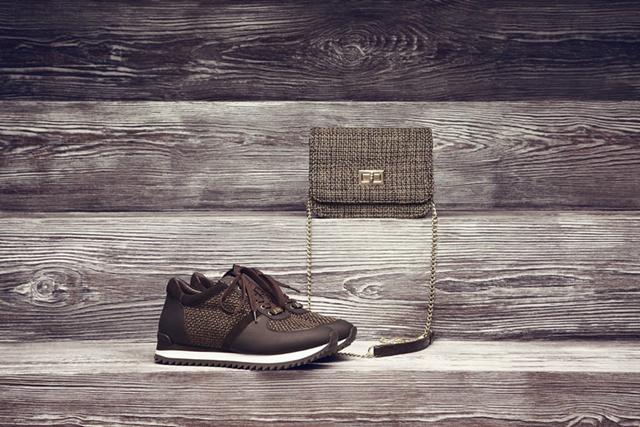 Обувь с тканевыми вставками Antonio Biaggi