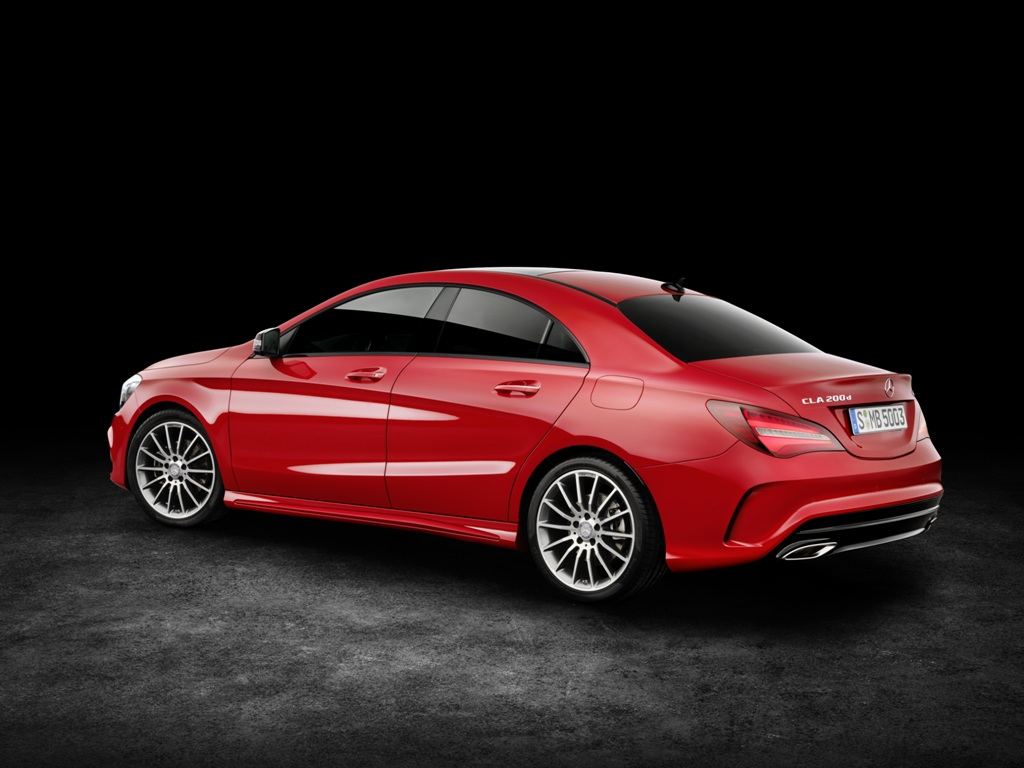 Mersedes-Benz CLA и CLA Shooting Brake