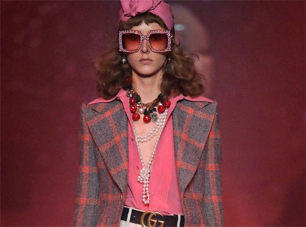 Этот безумный мир: Gucci SS'17-320x180