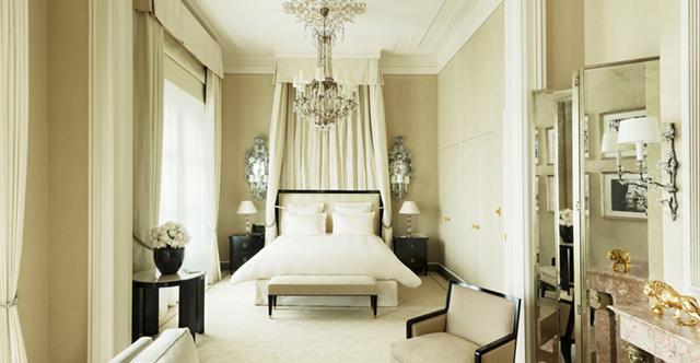 Апартаменты Коко Шанель в отеле Ritz