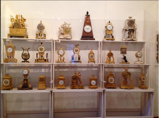 Выставка часов в Австрии