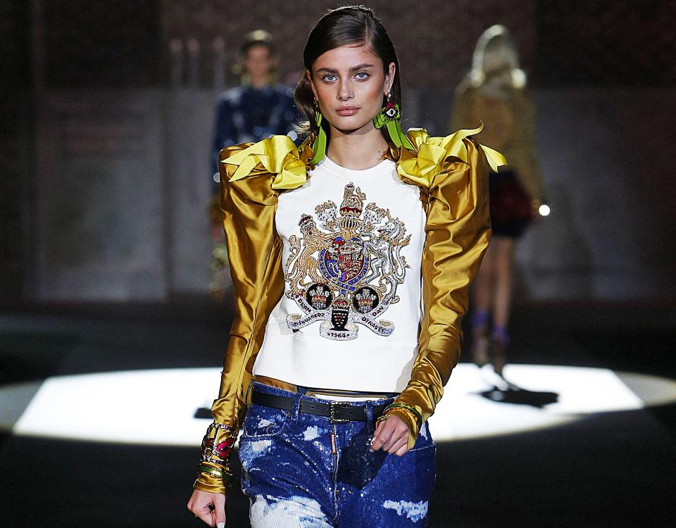 Неделя моды в Милане: Dsquared2 SS'17-320x180