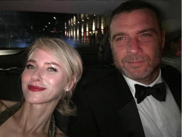 Наоми Уоттс и Лив Шрайбер расстались