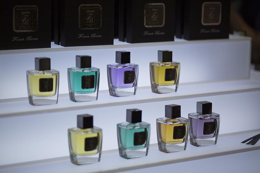 В Украине появились нишевые ароматы Franck Boclet-320x180