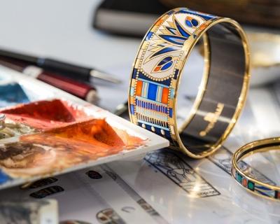 История Египта: новая коллекция украшений FREYWILLE-430x480