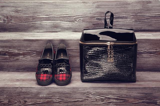 Обувь в клетку Antonio Biaggi