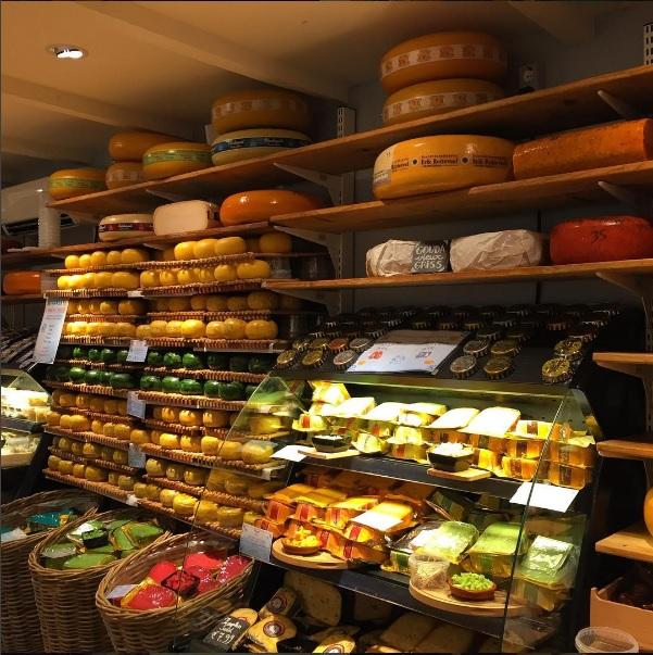 Музей сыра в Голландии