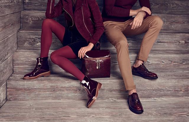 Лаковая обувь Antonio Biaggi