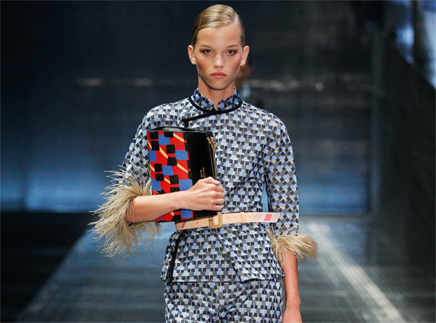 Неделя моды в Милане: Prada SS'17-320x180