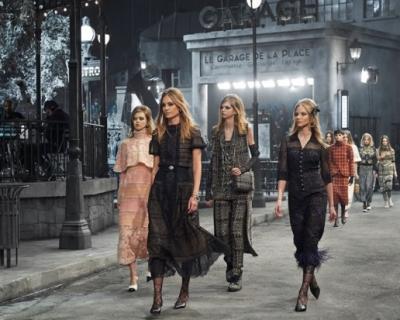Chanel проведут показ Metiers d'Art в парижском Ritz-430x480