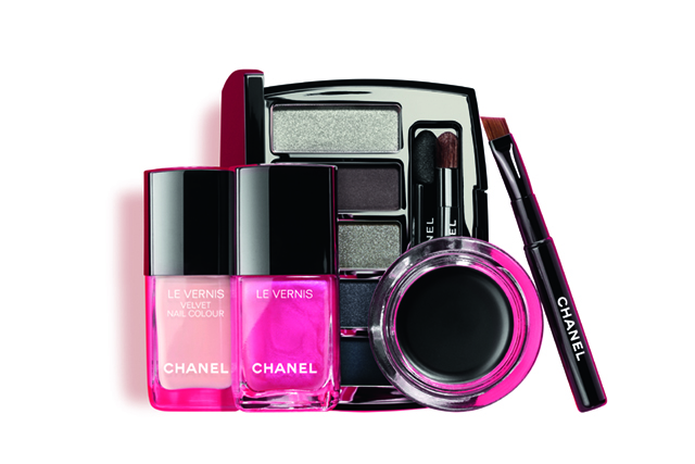 Лаки для ногтей Chanel Le Vernis
