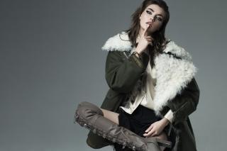 Топ-модель Алина Байкова в новом выпуске Sanahunt Vision