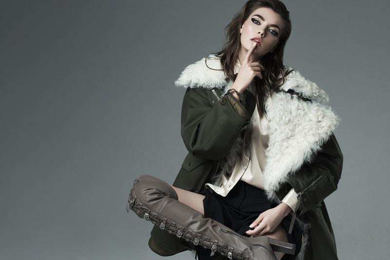 Топ-модель Алина Байкова в новом выпуске Sanahunt Vision-320x180