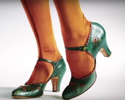 Эволюция моды: 100 лет каблука в трехминутном видео-430x480