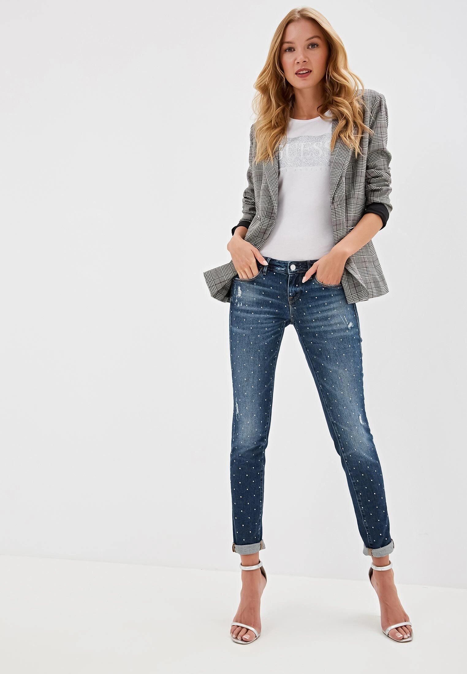джинсы низкая посадка