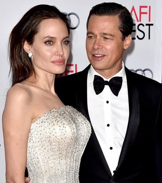Джоли и Питт разводятся