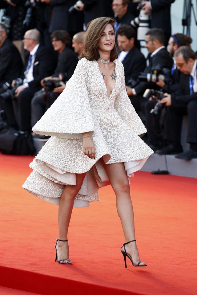 Opening Ceremony And 'La La Land' Premiere - 73rd Venice Film Festival
