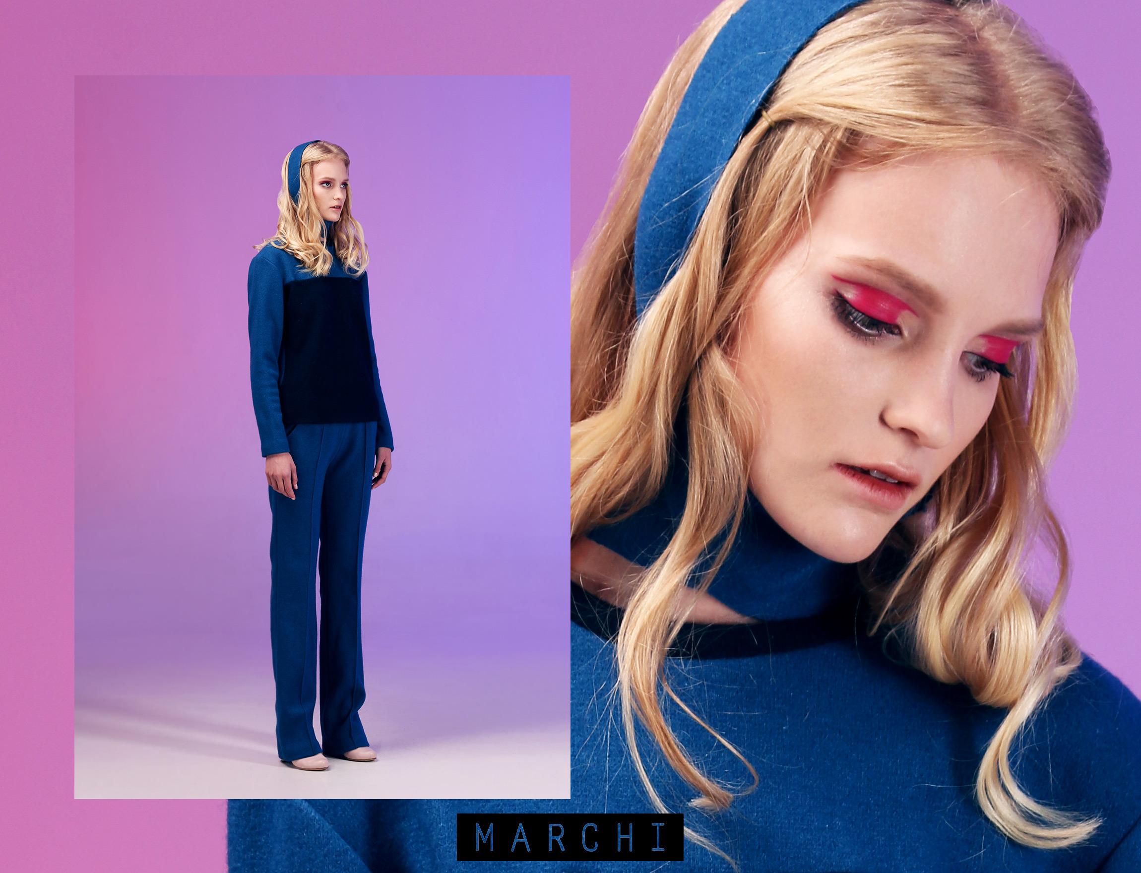 Курс на Восток: бренд MARCHI представил лукбук осенней коллекции-320x180