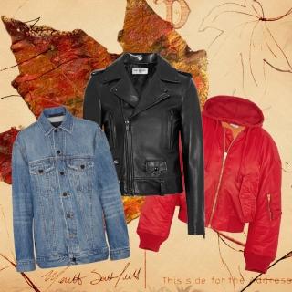 Что надеть: выбираем осеннюю куртку