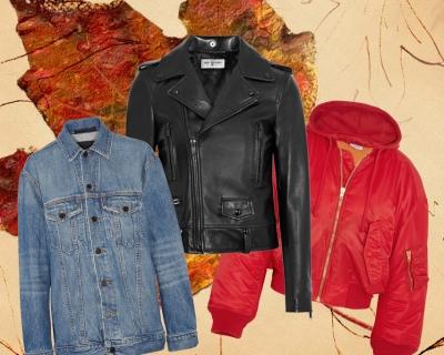 Что надеть: выбираем осеннюю куртку-430x480