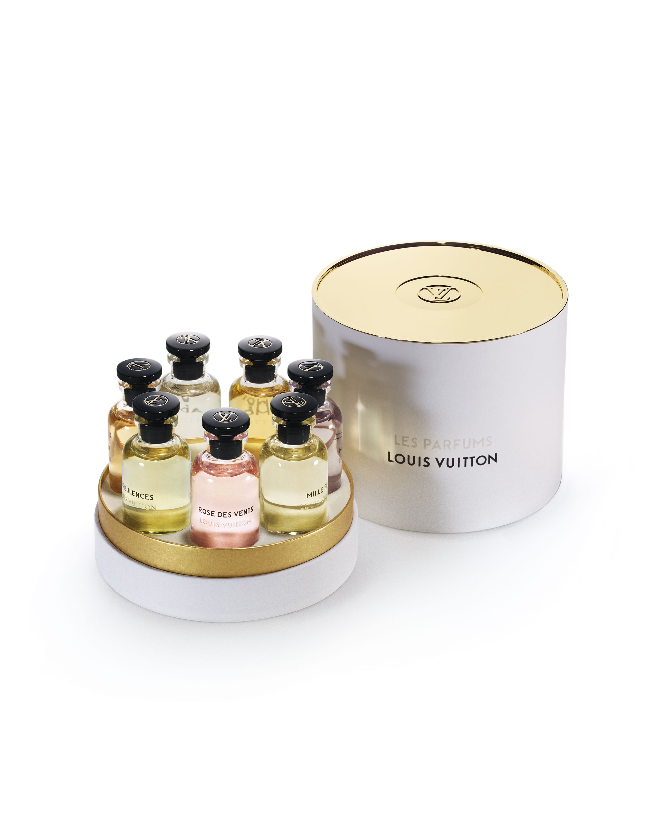 Модный Дом Louis Vuitton выпустил коллекцию ароматов-320x180