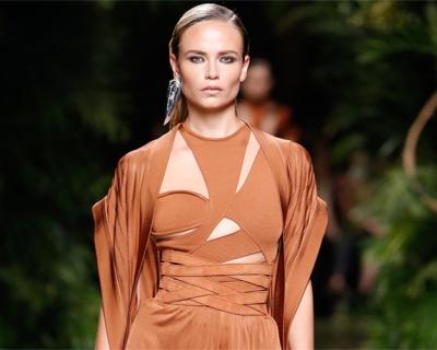 Неделя моды в Париже: Balmain SS'17-430x480