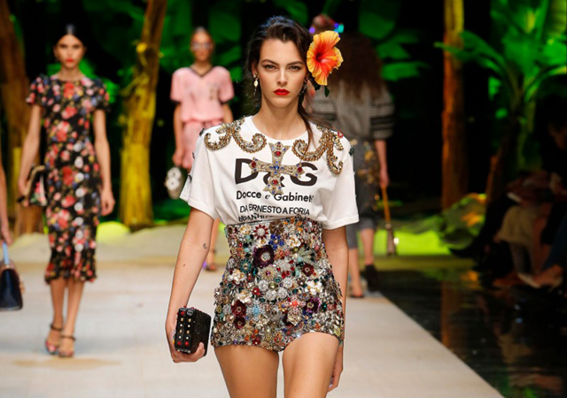 Dolce&Gabbana SS'17