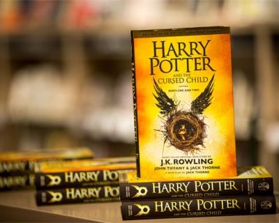 Украинский перевод восьмой книги о Гарри Поттере выходит уже в эту пятницу-430x480