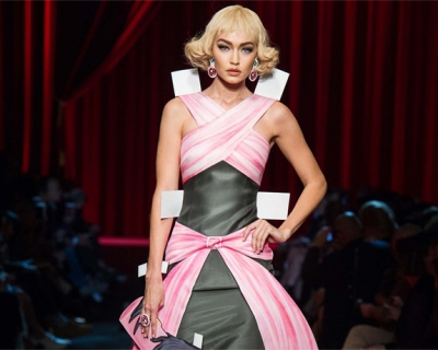Неделя моды в Милане: Moschino SS'17-430x480