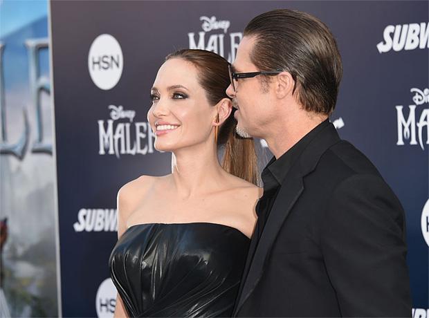 Анджелина Джоли и Брэд Питт: история любви-320x180