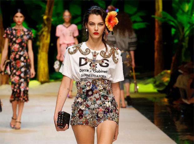 Тропическая Италия: Dolce&Gabbana SS'17-320x180