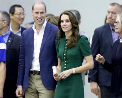 Королевский тур: стильные наряды Кейт Миддлтон произвели фурор в Канаде-430x480