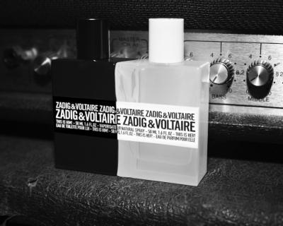 Пора по парам: новый дуэт ароматов Zadig&Voltaire-430x480