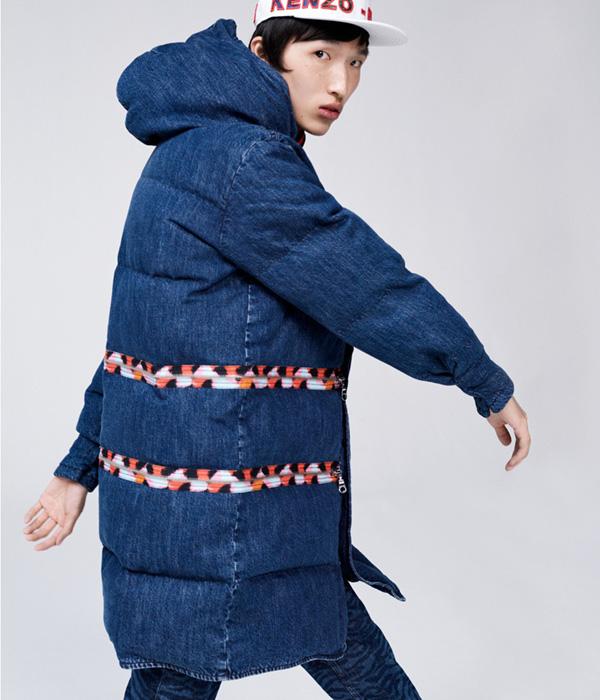 Коллаборация Kenzo x H&M