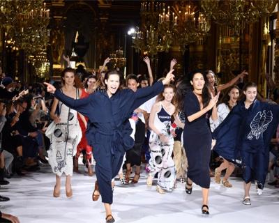 Неделя моды в Париже: Stella McCartney SS'17-430x480